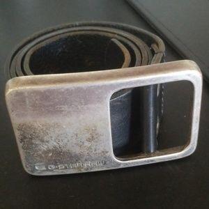 G-star 'leather belt'